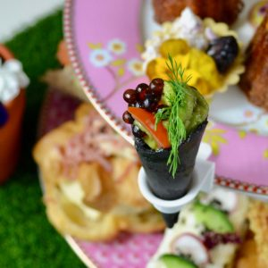 The Ultimate Afternoon Tea At The Scented Botanist