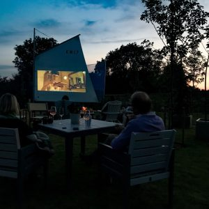 Food and Film Friday at Keyneston Mill